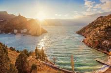 Февраль 2021 года в Крыму обещает быть теплым
